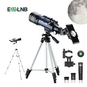 36070 Telescope with Adjustable Tripod 14-180X Monocular for Moon Watching Gift