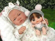 """Reborn Baby Puppe,""""Leonie"""",Spielpuppe,Sammlerpuppe,Babypuppe,Reborn"""