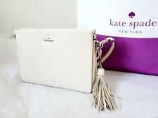 Kate Spade love this product Soft Limestone Naomi Leather Crossbody Bag
