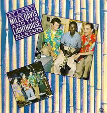 MILES DAVIS AND THE LIGHTHOUSE ALL-STARS - At Last! 1985 (Vinile=Mint) LP