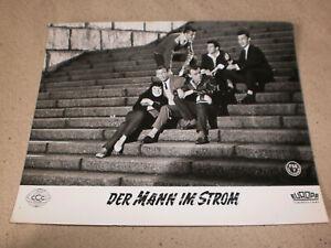 AHF,Aushangfoto  DER MANN IM STROM ,HANS ALBERS,GINA ALBERT,HELMUT SCHMID-6