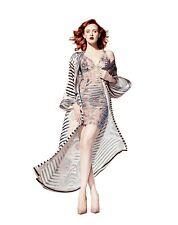 Jean Paul Gaultier For Lindex Nude Tattto slip dress 80 C