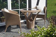 Garten-Garnituren & -Sitzgruppen aus Rattan mit bis zu 2 Sitzplätzen