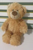 BUILD A BEAR GIRL BOY TEDDY BEAR  BROWN FLUFFY 40CM! TOY BAB! WIGGLY MOUTH