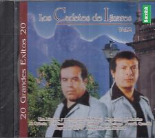 Los Cadetes De Linares Vol 2 20 Grandes Exitos CD New