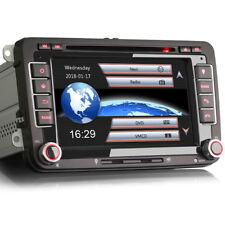 "7""Car DVD Player DAB+Autoradio GPS Sat Navi USB BT DVB-T2 für SEAT Altea SL Leon"