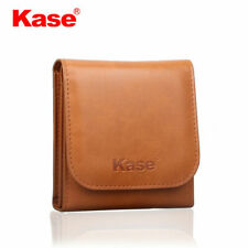 Kase round Circular filter bag 67 72 77 82mm can hold three pcs Case Filter box