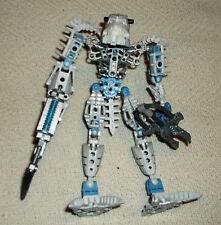 LEGO BIONICLE 8905 PIRAKA THOK AKA THE DRIFTER complete figure SILVER SPHERES
