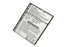 3.7 V Batteria per SAMSUNG sgh-w709, gt-i5503t, GT-i5500 LI-ION NUOVA