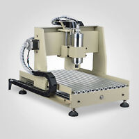 800W 3040 CNC Router  4 axis MACH3 Ballscrew Engraving Drilling CNC Wood Router