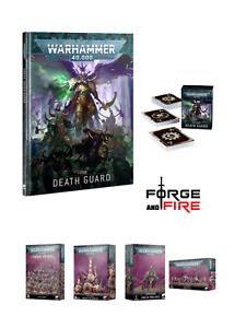 Death Guard 9th Edition Codex Lord of Virulence Build Your Bundle 1/23 F&F