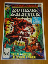 BATTLESTAR GALACTICA #21 MARVEL COMIC NEAR MINT NOVEMBER 1980