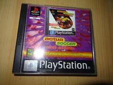 Actua Soccer Club Edición para PlayStation 1 PS1 PAL BUEN COLECCIONISTAS
