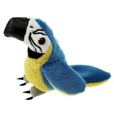 Puppet Company Fingerpuppe Vogel Papagei Ara ca 10cm groß NEUWARE