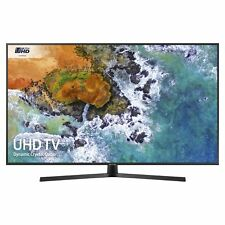 Samsung UE43NU7400 43 Smart Built in Wi-Fi UHD 2160P LED TV with Freeview HD in