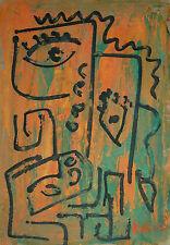 Bohumil KECIR (1904-1987) Gesicht 658 - Nr. H 51