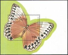 Laos 1993 Farfalle/Insetti/NATURA/Farfalla/conservazione/stampex 1v M/S b8122
