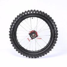 "70/100-17"" Front Tire Wheel Rim 1.6x17"" for Suzuki RM85 Dirt Pit Bike Motorcros"