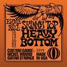 Ernie Ball Skinny Top/Heavy Bottom Nickel Corde per Chitarra