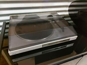 Akai record player AP-A2 Direct Drive Turntable - Great Made in Japan Turntable