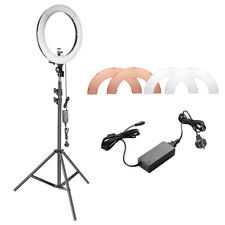 Neewer Small Dimmable SMD LED Ring Light 14-inch Outer Ring Lighting Kit