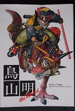 "JAPAN Akira Toriyama Special Illustrations ""Akira Toriyama The World"" Art Book"