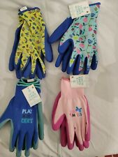 KIDS GARDENING  Gloves KIDS/TODDLER LATEX