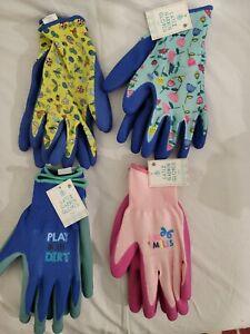 KIDS GARDENING  Gloves KIDS/TODDLER LATEX
