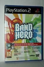 BAND HERO GIOCO USATO OTTIMO STATO SONY PS2 EDIZIONE ITALIANA ML3 42229