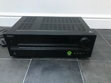 Onkyo TX-NR535 5.2 AV Receiver Amplifier Home Cinema Black Network