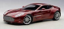 AUTOart 1:18 Aston Martin One-77, Diavolo Red