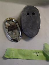 MGA Tail Light Plinth Assembly LEFT Side, Good Condition! Moss #473-140