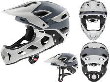 UVEX MTB Enduro Fahrradhelm Jakkyl hde 2.0 grey mat 56-61 cm