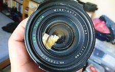 Tokina 17mm F/3.5 RMC Wide Angle M42 Mount  Full Frame lens + M42-NEX Adapter