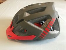 ZeroRH Men's Bike Helmet  Grey & Red Size L / XL - New with tags