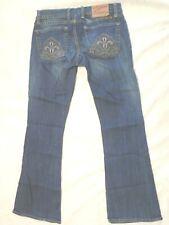 Lucky brand women jean size 2 / 26 boot cut.