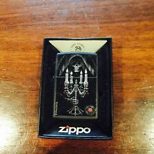 Zippo Lighter Anne Strokes Death 2014 Design