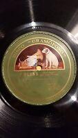 SPANISH 78 rpm RECORD Gramofono JUANPULIDO Guitar FOLIAS / ISA Ethnic