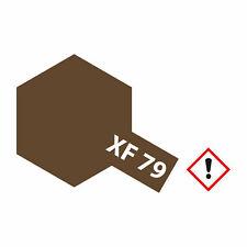 (26,40€/100ml) Tamiya XF-79 Linoleum Deck Braun matt - 10ml Acrylstreichfarbe 30