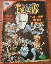 70s FANTOMAS comic BRIGITTE BARDOT bb ELIZABETH TAYLOR MARIA FELIX RAQUEL WELCH