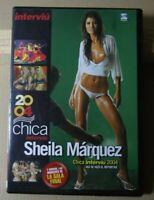 DVD Interviú Sheila Márquez Chica interviú 2004