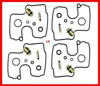 KR Vergaser Reparatur Satz Carburetor Repair Kits CAB-S18 x4 SUZUKI VL GSX-R