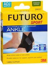 FUTURO Sport Ankle Support, Adjustable 1 ea
