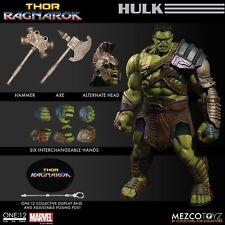 Mezco Toys ONE:12 COLLECTIVE Ragnarok Hulk action figure NEW SHIPPING SOON!
