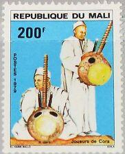 Mali 1979 706 335 Cora players coraspieler instrument de musique Instument Music MNH