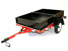 Box Trailer Lightweight Folding Easy Trailer