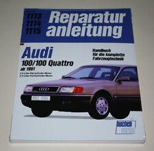 Reparaturanleitung Audi 100 C4 incl. Quattro, ab 1991