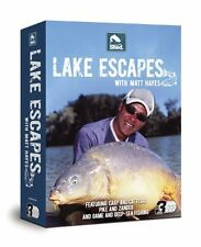 LAKE ESCAPES WITH MATT HAYES - 3 DVD BOX SET - 50 X DMDVD1029 WHOLESALE LOT