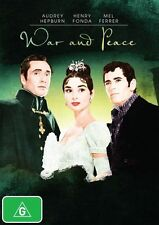 War And Peace - 80 Years Of Audrey (DVD, 2009)