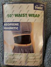 "NEW 50"" Waist Wrap Support--Magnetic Neoprene Wrap"